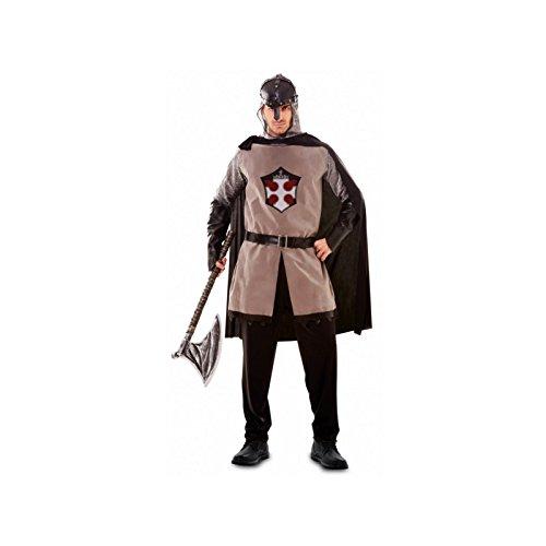 Fyasa 706560-t04costume guerriero medievale, grande