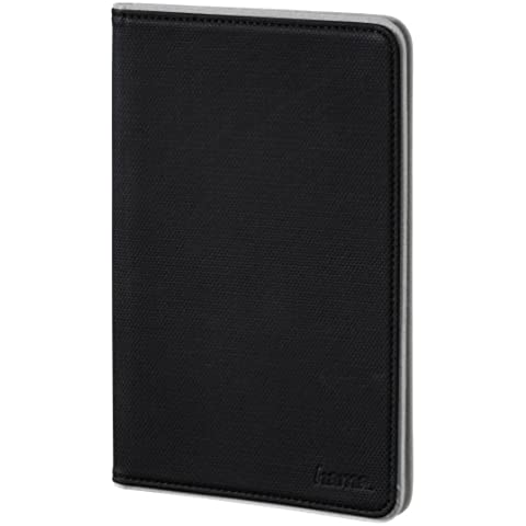 Hama 124294 Cover con Funzione Supporto Impostabile Glue X Tablet, con Display da 10 Pollici, Nero - 10 Glue
