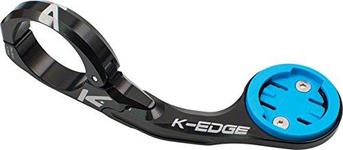 Preisvergleich Produktbild K-EDGE Unisex – Erwachsene K13-1600C Wahoo Bolt Pro Combo Mount Halterungen,  Black Anodize,  One Size