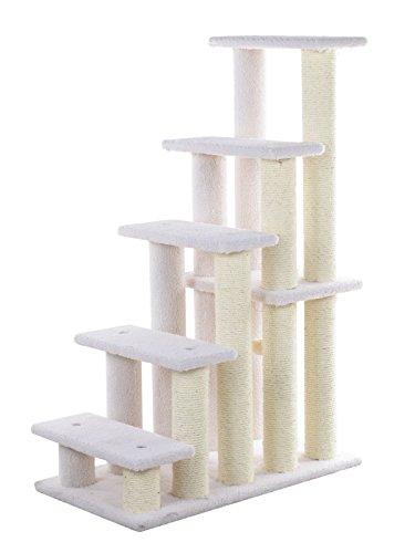 Armarkat Katzentreppe/Hundetreppe 111 cm hoch stabil