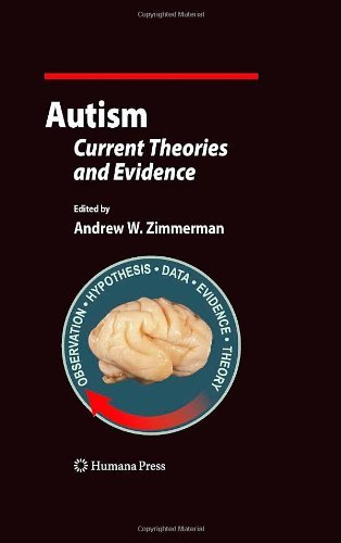 Autism: Current Theories and Evidence (Current Clinical Neurology) by A. W. Zimmerman (15-Oct-2008) Hardcover