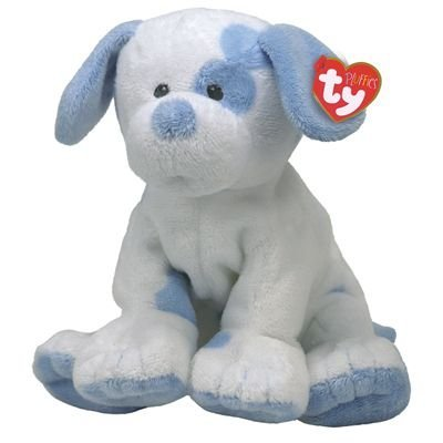 Baby Pups - Blue 9 - TY Beanies Pluffies by Ty Inc.