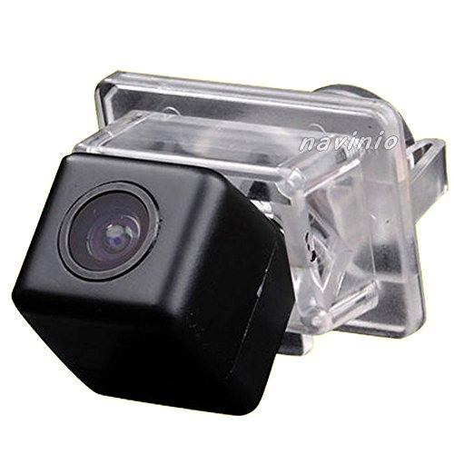 HDMEU Rückfahrkamera mit HD Nachtsicht, 170° Weitwinkel für C CL CLS- Class W204/ C180/C200/C280/C300/C350/C63 AMG/C204/ S204/ W216 W204