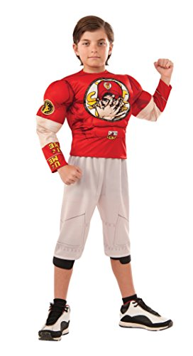 Rubie's Costume WWE John Cena Muscle Chest Child Costume, Medium by Rubie's Costume Co (John Kostüm Kind Cena)