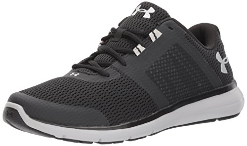 Under Armour UA Fuse Fst, Zapatillas de Running para Hombre, Negro (Black 001), 41 EU