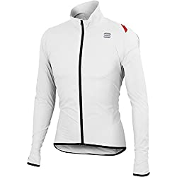 "Sportful Chaqueta de Hombre, Hot Packs 6 "", Color Weiss (100), tamaño Extra-Large"
