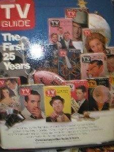 TV Guide, the First 25 Years