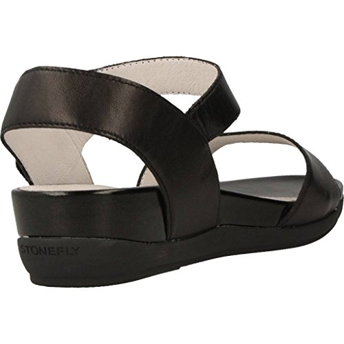 Sandalen/Sandaletten, farbe Schwarz , marke STONEFLY, modell Sandalen/Sandaletten STONEFLY EVE 1 NAPPA Schwarz Schwarz