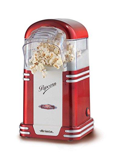 Ariete 2954 - popcorn poppers (1100 W, 160 x 220 x 300 mm, 1 kg)