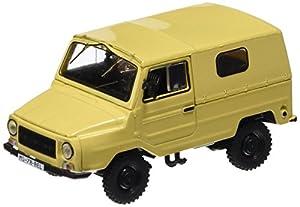 Promocar - Pro10064 - Vehículos en Miniatura - Modelo para la Escala - LuAZ 969m - Escala 1/43