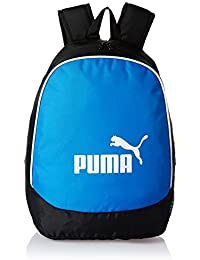 Puma Black and Blue Casual Backpack (7213302)