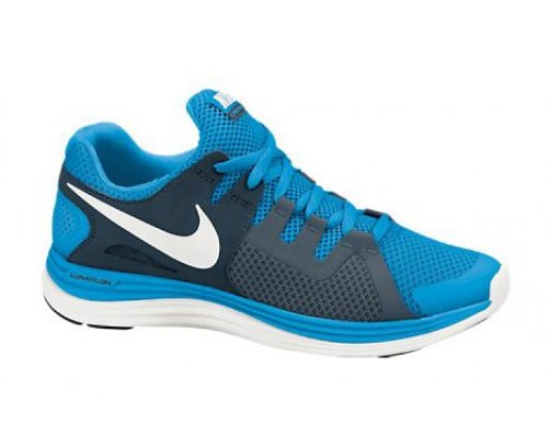 Nike Lunarflash + Blue Hoar 580399 414 Blau (blu Hoar / Sommità Bianco / Dk Armory Nero)
