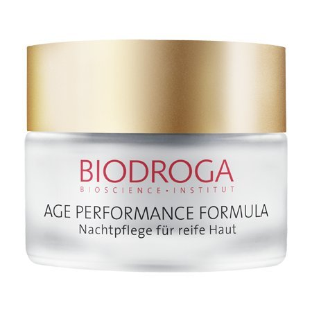 Biodroga: Age Performance Formula Nachtpflege (50 ml)