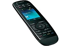 Logitech Harmony Touch Remote Control.