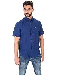 Amazon it Abbigliamento camicia Lacoste lino qP4ZqH