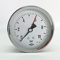 'Manómetro, ng802321026100, 0–16bar, G1/4trasera