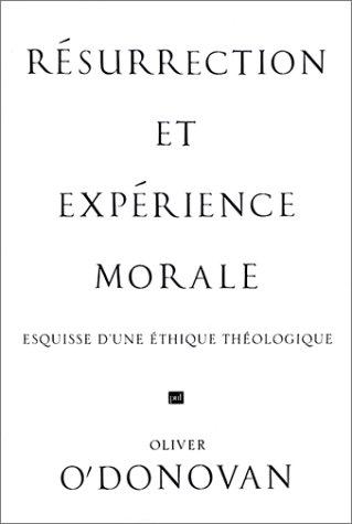 Résurrection et expérience morale