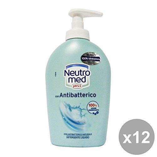 set-12-neutromed-sapone-liquido-antibatterico-250-ml-saponi-e-cosmetici