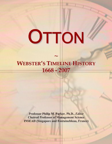 otton-websters-timeline-history-1668-2007