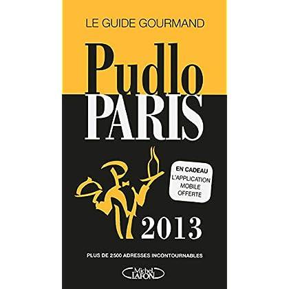 Pudlo Paris 2013