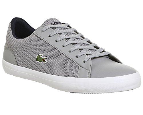 Lacoste Uomo Grigio Lerond 117 3 CAM Sneaker Grigio