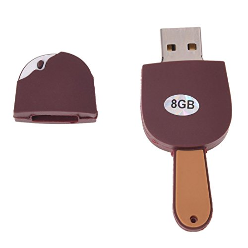 Toogoo(r) ice cream 8gb usb 2.0 flash novita drive usb / memory stick