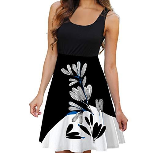 Momoxi Vestito Donna Elegante, Vestito da Donna con Spalle Scoperte 2019 Nuova Moda Affascinante E Confortevole A Basso Prezzo Sciolto