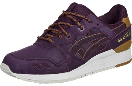 CHAUSSURES ADSICS GEL LYTE 3 RIOJA RED RIOJA RED Bordeaux Rouge