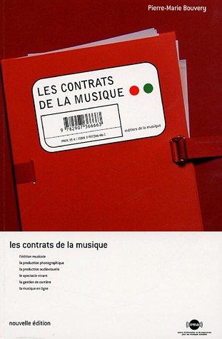 Les contrats de la Musique : Le juridique au service de la musique