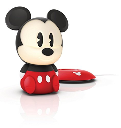 Philips Disney Friend Mickey Portable LED Table Lamp (Black)  available at amazon for Rs.2849
