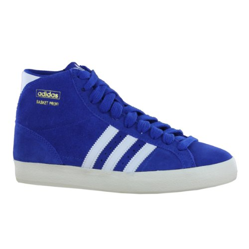 adidas Originals Basket Profi, Baskets mode homme Bleu