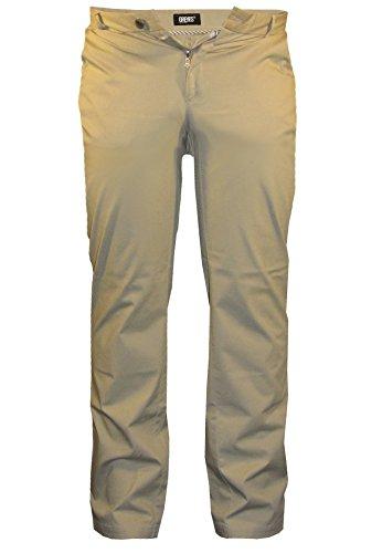 "Greyes -  Pantaloni  - Uomo sabbia 64"""