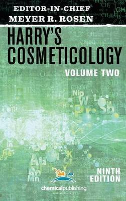harrys-cosmeticology-9th-edition-volume-2-edited-by-meyer-r-rosen-published-on-august-2015