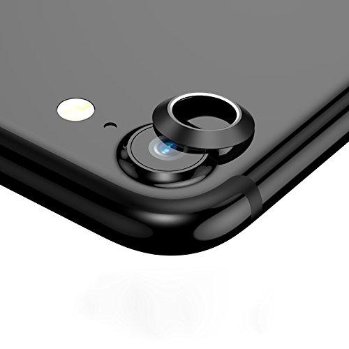 YANSHG® 2pcs iPhone 7 Rückseitiger Kameraschutz-Schutz-Objektiv-Fall-Ring-Bucht (Iphone-ring-fall)