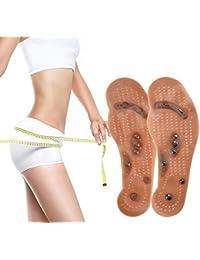 Fußpflege-utensil Haut Pflege Werkzeuge Körper Detox Abnehmen Magnetische Fuß Akupunktur Punkt Therapie Einlegesohle Kissen Massager Acupunctura Schuh Pads Therapie