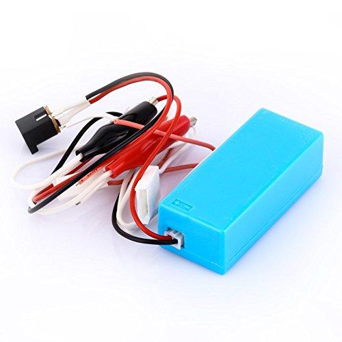 KUNSE 12V Dc-Eingang Ccfl Inverter Tester Ccfl Lampe Test Tool Reparatur Kabel Für LCD-Tv-Laptop-Bildschirmhintergrund Beleuchtung Reparatur