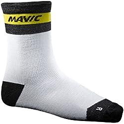 Mavic - Ksyrium Carbon Sock, Color Negro, Talla EU 43-46