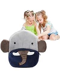 Preisvergleich für Elefant Kinder-Rucksack Jungen und Mädchen im Kindergarten oder Kita der kleine Freund