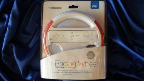 memorex-wii-racing-wheel-weiss-rot