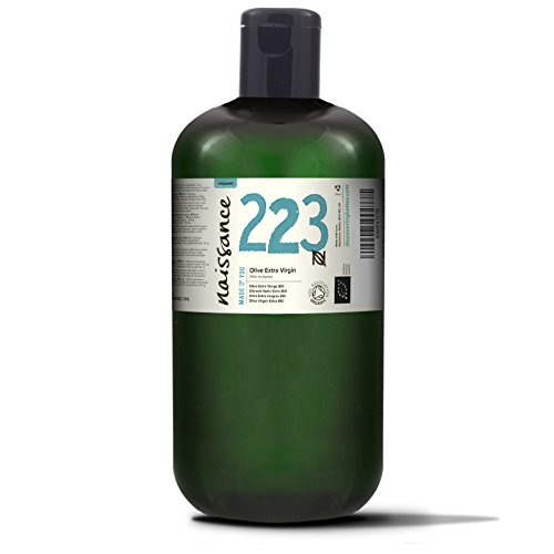 Naissance olio di oliva extravergine biologico - olio vegetale puro al 100% - 1l