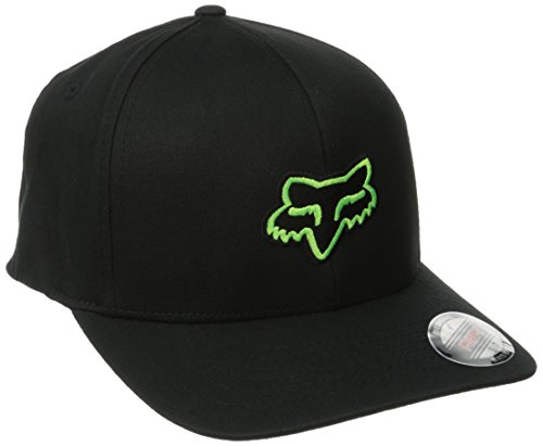 fox-cappellino-da-uomo-legacy-felxfit-uomo-hoodie-captive-pullover-fleece-nero-verde-l-xl