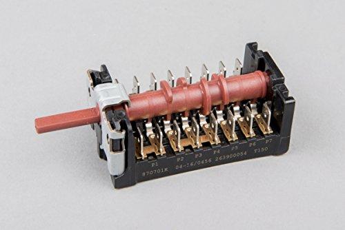 Interrupteur Selecteur pour Four BEKO GOTTAK-870701K