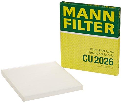 Preisvergleich Produktbild Mann Filter CU2026 Filter, Innenraumluft