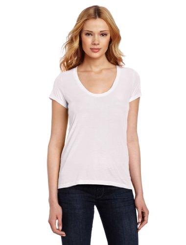 Splendid Damen T-Shirt Weiß