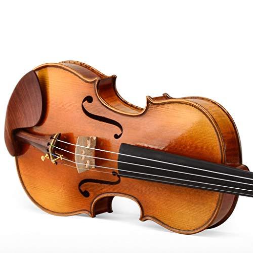 Violini Strumenti Musicali Acero Fiddles Band Solo Ensemble Professional Perform Fiddle Accessori Completi Super Sound Strumenti a Corda (Color : 4/4)