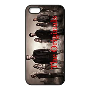 Customized The Originals Vampire Series Theme Iphone 5,5s Case Cover-Black Best Protective Hard Plastic cover