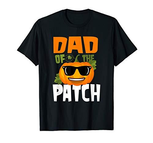 f The Patch T-Shirt Cute Family Halloween Tee T-Shirt ()