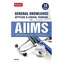 General Knowledge Aptitude & Logical Thinking for Aiims