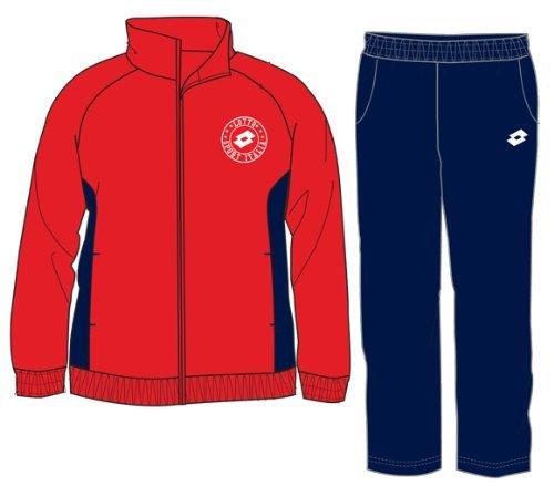 lotto-veste-et-pantalon-de-survetement-bts-junior-jeunes-rouge-bleu-marine-30-jr-116-128cm