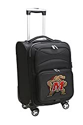 NCAA Maryland Terrapins Carry-On Spinner